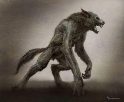 Tags: werewolf tattoo, beto munoz, monkeyproink, movie tattoo