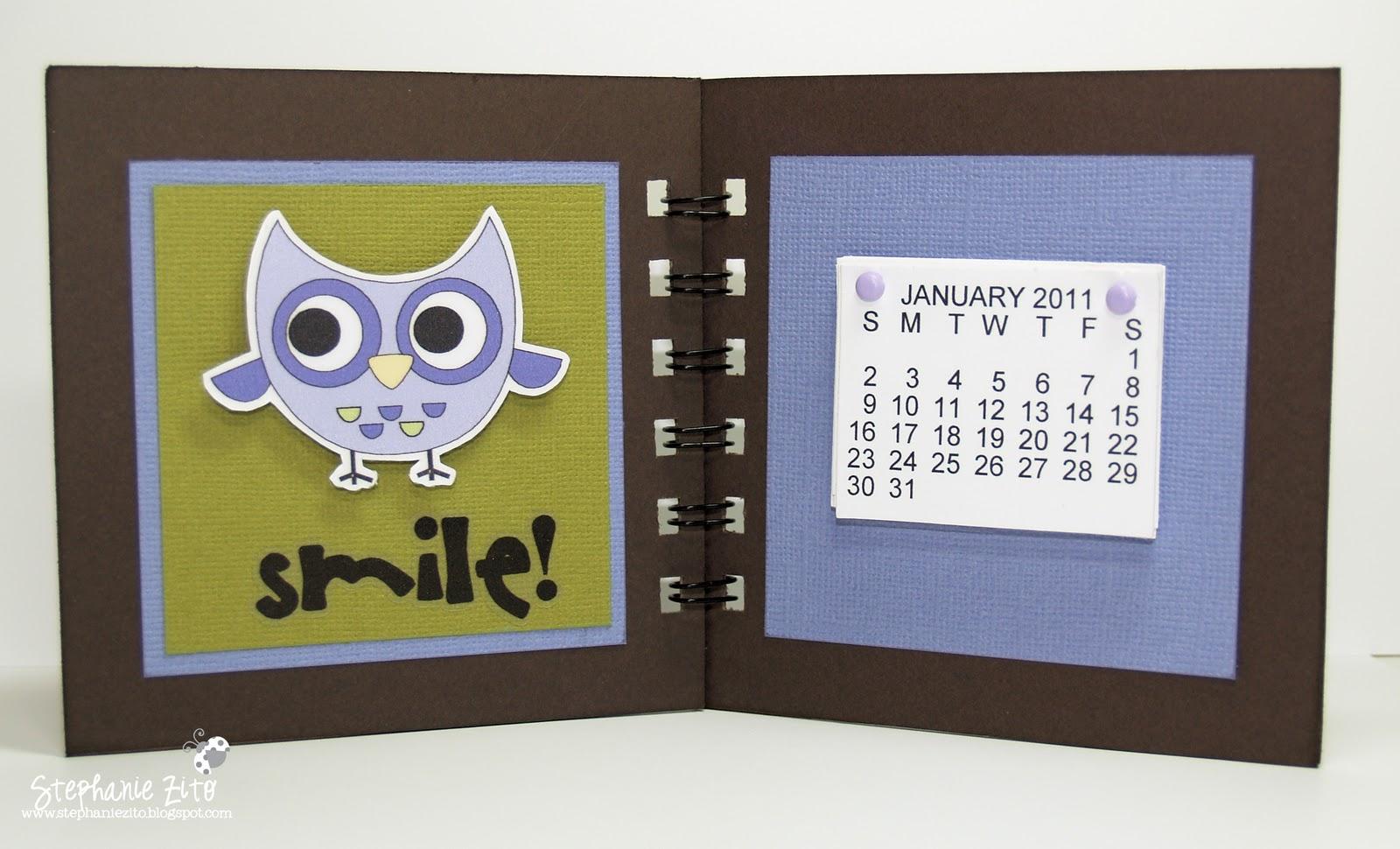 Calendar Design Tutorial : Dream create inspire e a d designs weekly monday hop