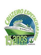 Cruzeiro Espetacular HERBALIFE - 15 ANOS/BRASIL!
