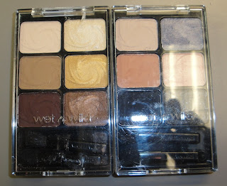 Wet n Wild ColorIcon Palettes   THOUGHTS and SWATCHES...