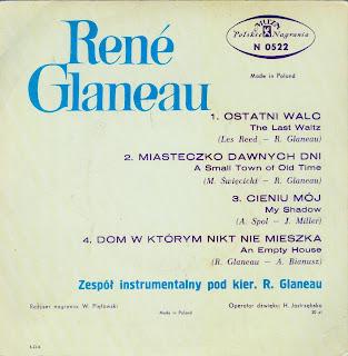 René Glaneau - Boing-Boing / Ne Delaisse Pas