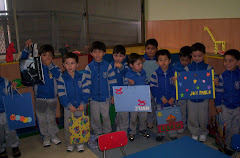 Alumnos de Kinder