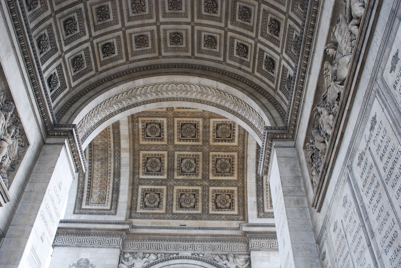 Under the Arc of Triumph