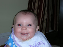Eating cereal for the first time