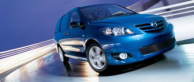 New Mazda 2009 MPV