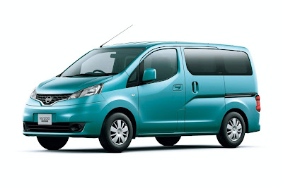 New Nissan NV200 Wagon 16S 2009 2010 : Reviews and Specs
