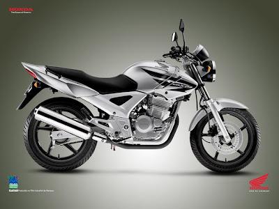 New Honda CBX Twister 2009 2010 : Photo, Reviews , Specs