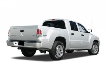 New Raider Mitsubishi 2009 2010 Reviews and Specs