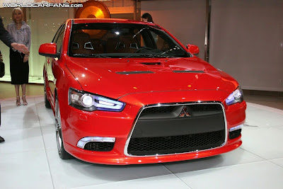 New Mitsubishi Prototype-S 2009 2010 Reviews and Specs