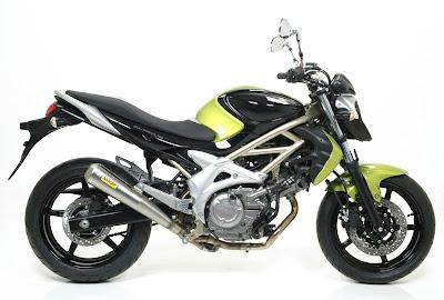 The 2009 2010 Suzuki Gladius Comes