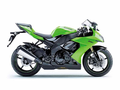 New Kawasaki ZX 10 R 2009 2010