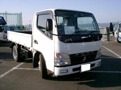 New 2009 Mitsubishi Canter 3t Cargo