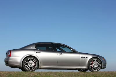 New Maserati Quattroporte Sport GT S 2009 2010 Reviews and Specs