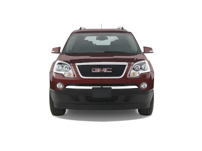 2009 GMC Acadia Reviews and Specs