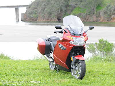 2009 BMW K1300GT First Ride and Reviews