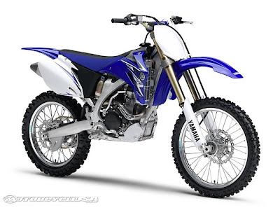 New Yamaha YZ250F 2009 Reviews and Specification