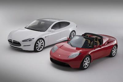Tesla Model S Revealed to Media