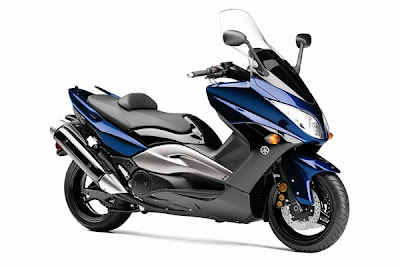 New Yamaha TMax Scooter 2009 Reviews and Specification