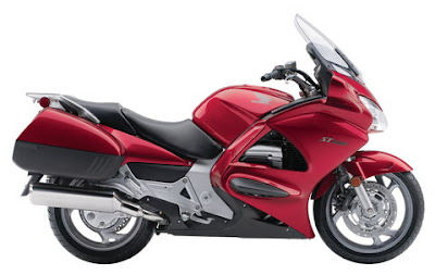 2009 Honda ST1300/ST1300 ABS - Features & Benefits2009 Honda ST1300/ST1300 ABS - Features & Benefits