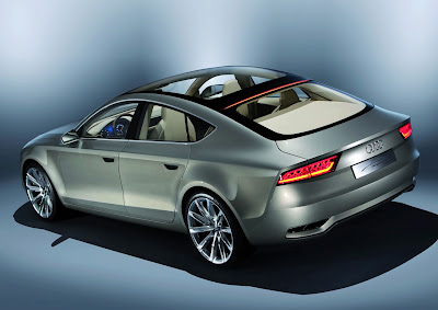 Audi Sportback 2010 Concept official details, photos and video