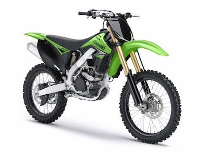 2009 Kawasaki KX250F Reviews and Specification
