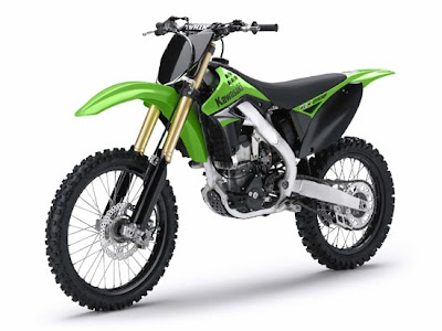 2009 2010 Kawasaki KX250F Reviews and Specification
