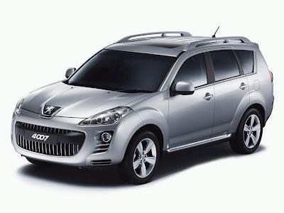 New Peugeot 4007 2010 Australia