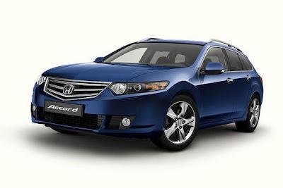 Honda Accord 2.2 i-DTEC is a typical Tourer