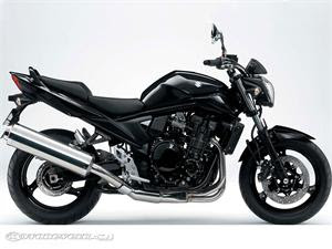 New  2010 Suzuki GSX1250FA and Bandit First Look