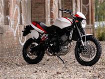 2010 Moto Morini Scrambler 1200 First Look