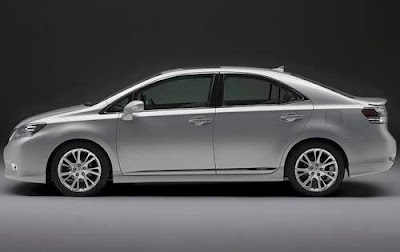 The New 2010 Lexus HS 250h: Reviews and Specification