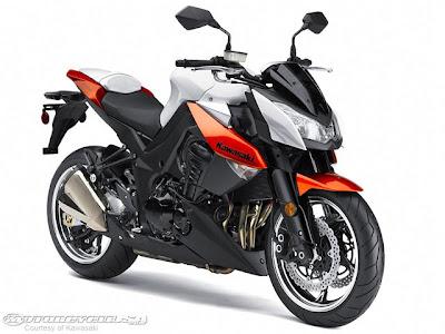 2010 Kawasaki Z1000 Project Bike