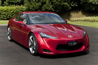 Toyota Subaru Joint Compact Sports Car Project on Hold 2010