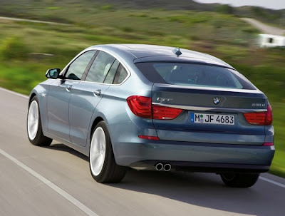 The 2010 BMW 5-Series Gran Turismo Reviews and Specification