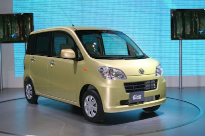 Daihatsu Tanto Exe & Tanto Exe Custom 2010  Reviews