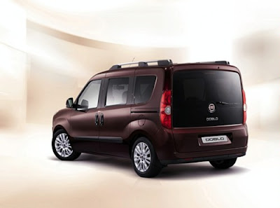 New Fiat Doblo 2010 : Reviews and Specification