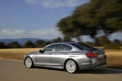 2010 BMW 5-Series F10 Sedan Revealed : Revciews and Specification