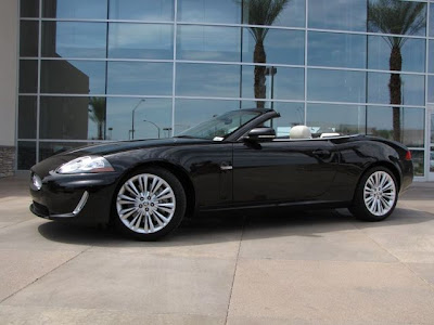 New 2010 Jaguar XK : Road Test, Reviews and Specification