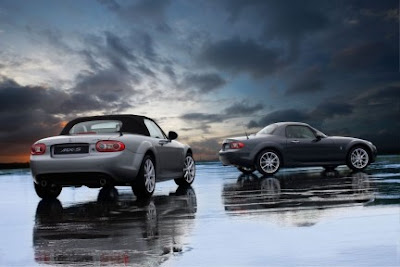 2010 2011 Mazda MX-5 For JD Power is the best sports car market