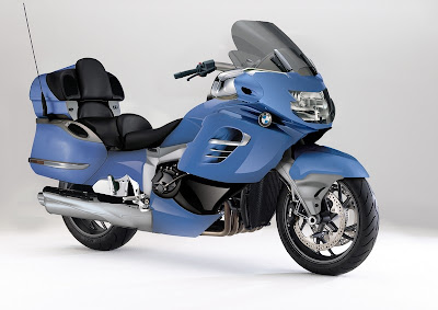 BMW K1600LT: the first spy photos of the 6 cylinder Bavarian  2010 2011