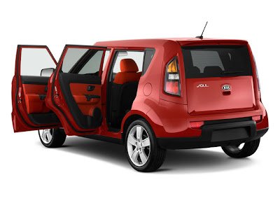 2010 2011 Kia Soul Reviews and Specification