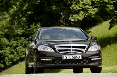 Mercedes S 63 AMG: new official photos