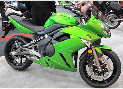 2010 Kawasaki Ninja 650R Review