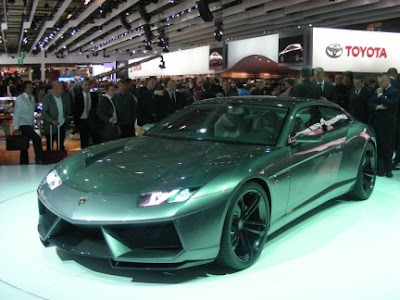 2010 2011 Lamborghini Estoque: most likely will be produced (Prices, Review and Specification)Lamborghini Estoque: most likely will be produced (Review and Specification)