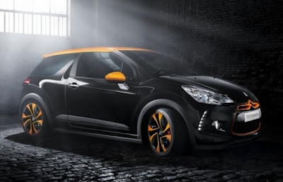 New foto official Citroën DS3 Racing: Review, Images, Photo, Wallpaper and Specification