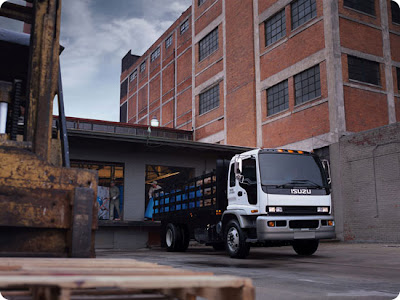 Isuzu F-Series Specifications : New FTR, FXR, FVR 2010 2011