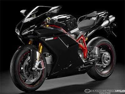 New 2011 Ducati 1198 SP Price and Specification