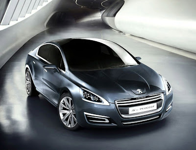 New 2011 2012 Peugeot 508 : Reviews,Price and Specification