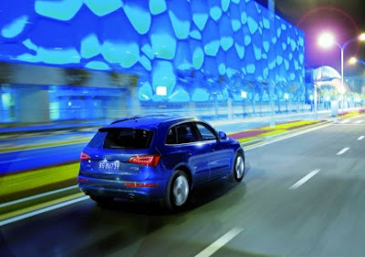 2011 2012 Audi Q5 Review,Specification and Price of hybrid at the Los Angeles Motor Show
