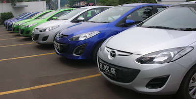 The New 2011 Mazda2 Competitor Yaris and Jazz